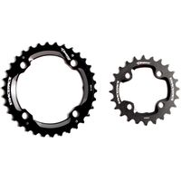 Race Face Turbine Chainring Set (11 Speed 24/34 Tooth) Chainrings