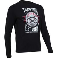 Cycology Train Hard Get Lucky Long Sleeve T-Shirt T-shirts