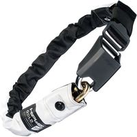 Hiplok Gold Superbright wearable bicycle chain lock