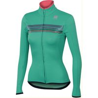 Sportful Womens Allure Thermal Jersey Long Sleeve Cycling Jerseys
