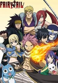 Fairy Tail Series 2 (Dub)