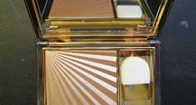 Estée Lauder Bronze Goddess Illuminating Powder Gelée in Heat Wave Review, Photo and Swatches