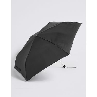 Sheen Compact Umbrella with Stormwear™  black