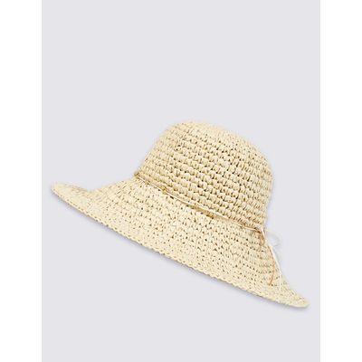 Beach Life Summer Hat natural mix