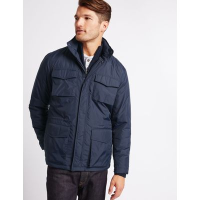 4 Pocket Jacket with Stormwear™ navy