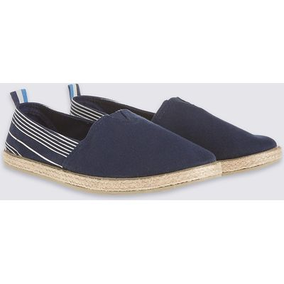 M&S Collection Slip-on Espadrilles