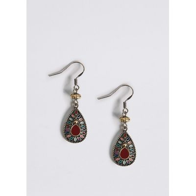 M&S Collection Teardrop Earrings