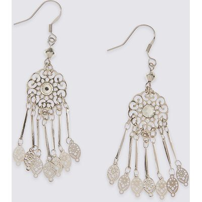 M&S Collection Filigree Stick Drop Earrings