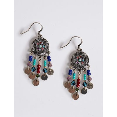M&S Collection Dream Catcher Drop Earrings