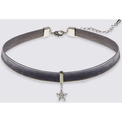M&S Collection Star Choker Necklace