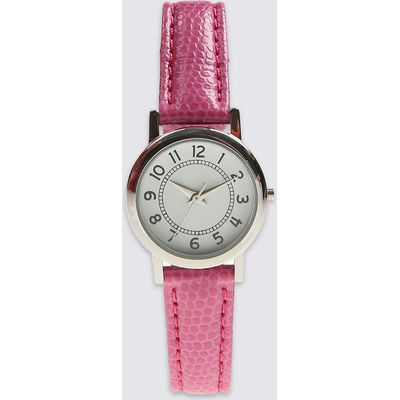M&S Collection Simple Round Face Mini Watch