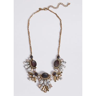 M&S Collection Glamour Eye Gem Necklace