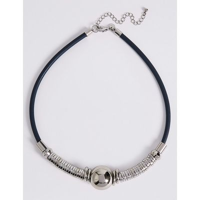 M&S Collection Clean Ball Necklace