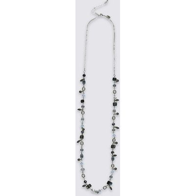 M&S Collection Glass Droplet Necklace