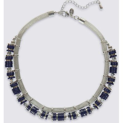 M&S Collection Double Row Necklace