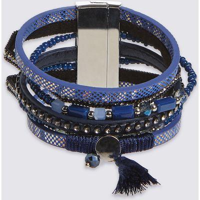 M&S Collection Craft Wrap Cuff Bracelet