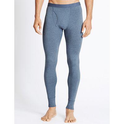 M&S Collection 2 Pack Heatgen Long Pants