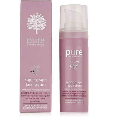 Pure Super Grape Face Serum 30ml