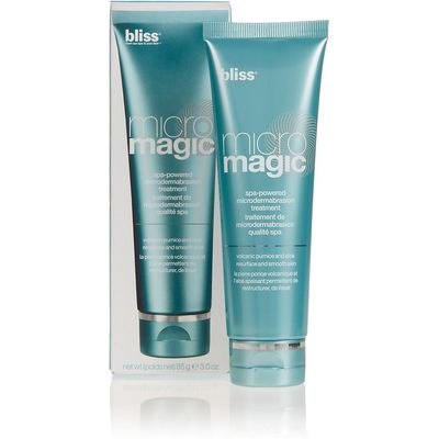 bliss Micromagic Facial Cleansing Treatment 85g