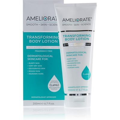 Ameliorate Fragrance Free Transforming Body Lotion 200ml