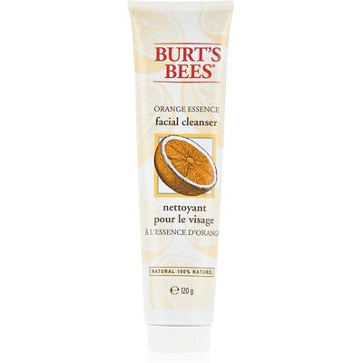 Burts Bees Orange Essence Facial Cleanser 120g