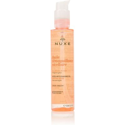 NUXE Micellar Cleansing Oil for Face & Eyes 150ml