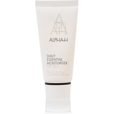 Alpha H Daily Essential Moisturiser SPF 50+ 30ml