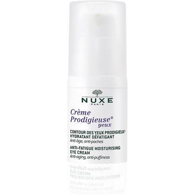 NUXE Prodigieux Eye Contour - Anti-fatigue Eye Cream for Puffy Eyes 15ml