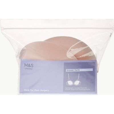M&S Collection Post Surgery Full Cup Breast Forms
