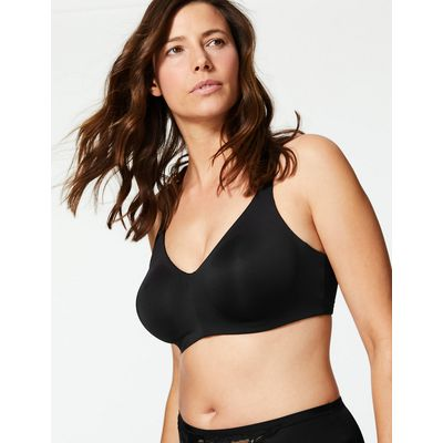 M&S Collection Non-Padded Minimiser Full Cup Bra C-G