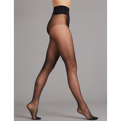 Autograph 10 Denier Ladder Resist Matt Tights