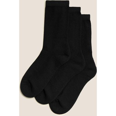 3 Pairs of Freshfeet Ultimate Comfort Socks with Modal (2-16 Years)