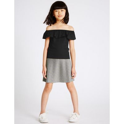 2 Piece Top & Skirt Outfit (3-14 Years)