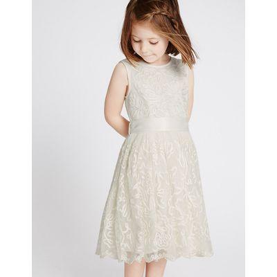 Cornelli Dress (1-14 Years)