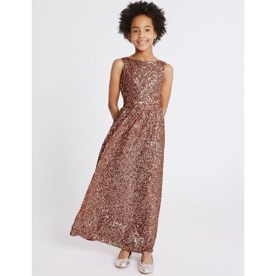 Sequin Dress (6-14 Years)
