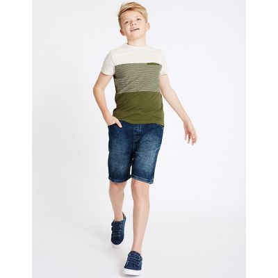 Pull On Shorts (3-14 Years)