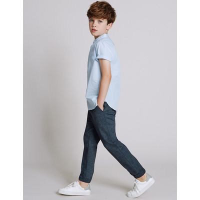 Autograph Cuffed Hem Trouser (3-14 Years)