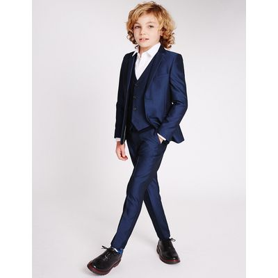 Slim Fit Trousers (3-14 Years)