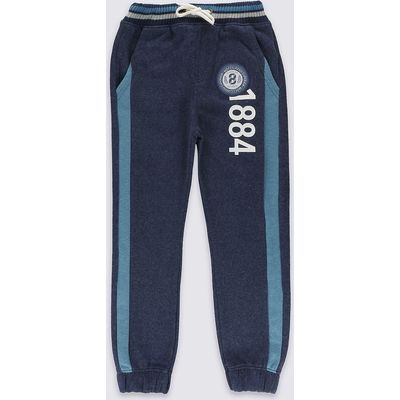 Cotton Rich Joggers (3-14 Years)