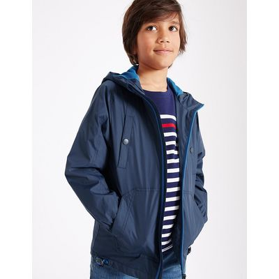 Hooded Anorak Jacket with Stormwear (3-14 Years)