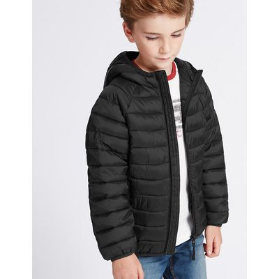 Padded Zip Through Coat with Stormwear (3-14 Years)
