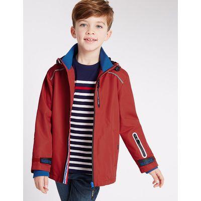 Zipped Technical Jacket (3-14 Years)