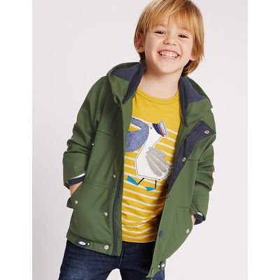 Fisherman Jacket with Stormwear (0-10 Years)