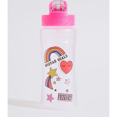 Kids' Badge Water Bottle