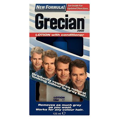 Grecian 2000 Men's Hair Colour Lotion
