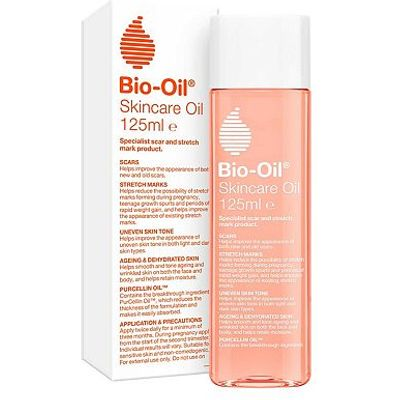 Bio-Oil 125ml for scars, stretch marks and dehydrated skin