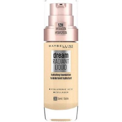 Maybelline Dream Satin Liquid Foundation classic tan