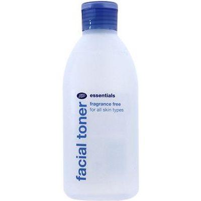 Boots Essentials Fragrance Free Facial Toner 150ml