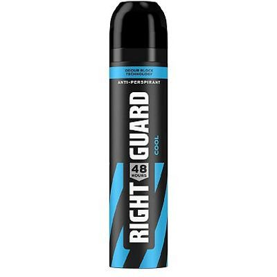 Right Guard cool deodorant spray 250ml