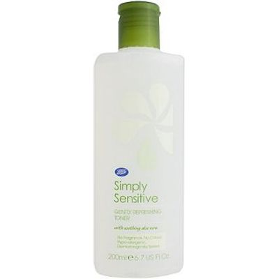 Boots Simply Sensitive Gently Refreshing Toner 200ml